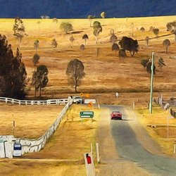 Brett Watchorn - Taking This Road