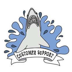 Customer Support - The Shark Song