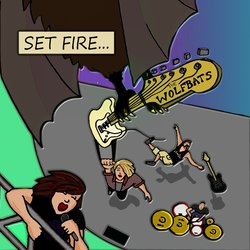 The Wolfbats - Set Fire - Internet Download