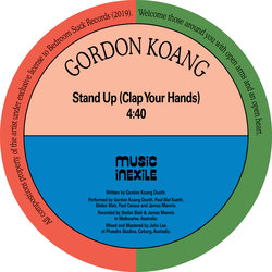 Gordon Koang - Stand Up (Clap Your Hands) - Internet Download