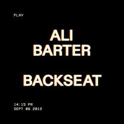 Ali Barter  - Backseat  - Internet Download