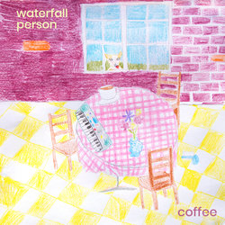 Waterfall Person - Coffee - Internet Download