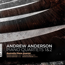 Andrew Anderson - PIANO QUARTET NO. 1 IN C MINOR movement III - Internet Download