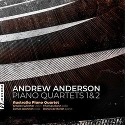Andrew Anderson - Piano Quartet No. 1 in C Minor: Movement I