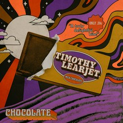 Timothy Learjet - Chocolate