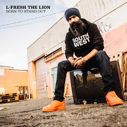 L-FRESH The LION - Born To Stand Out - Internet Download