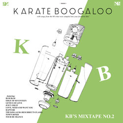 Karate Boogaloo - Love, Need and Want You