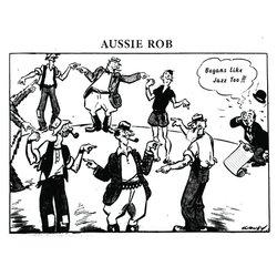 Aussie Rob - Revisions