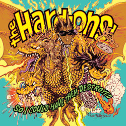 Hard-Ons - Better By The Hour - Internet Download