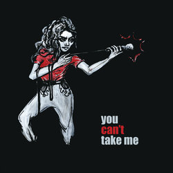 You Can't Take Me - Kali Blunt - Cracks Let in the Sun