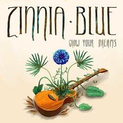 Zinnia Blue - Grow Your Dreams