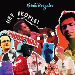 Karate Boogaloo - Doing It To Death