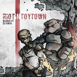Riot In Toytown - City Lights