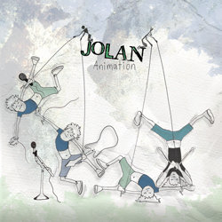 Jolan - Footprints in the Sand
