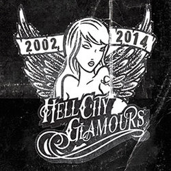 Hell City Glamours - All Right By Me
