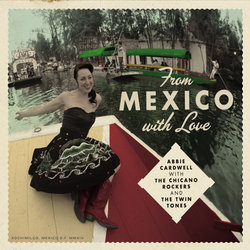 Abbie Cardwell - Oh Mexico! - Internet Download