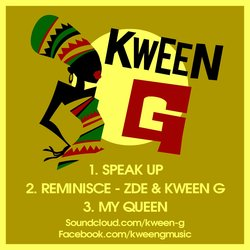 Kween G - Speak Up