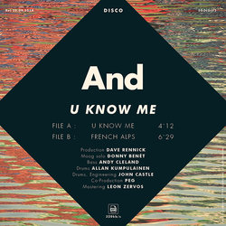 And - U Know Me
