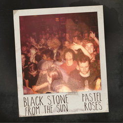 Black Stone from the Sun - Pastel Roses