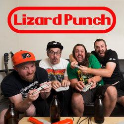 Lizard Punch - Video Games