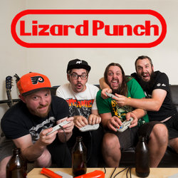 Lizard Punch - Space Junk - Internet Download