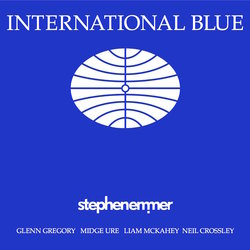 International Blue feat. Liam McKahey - Blown Away, feat. Liam McKahey