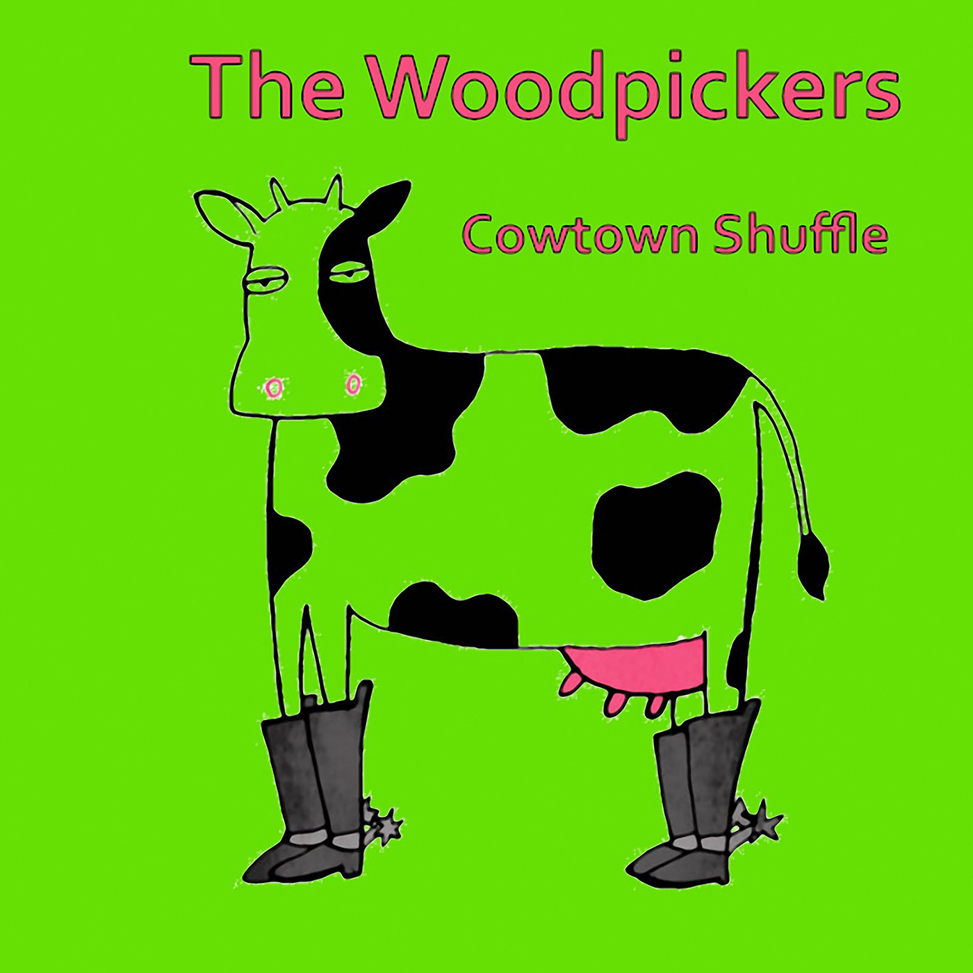 The Woodpickers - Cowtown Shuffle