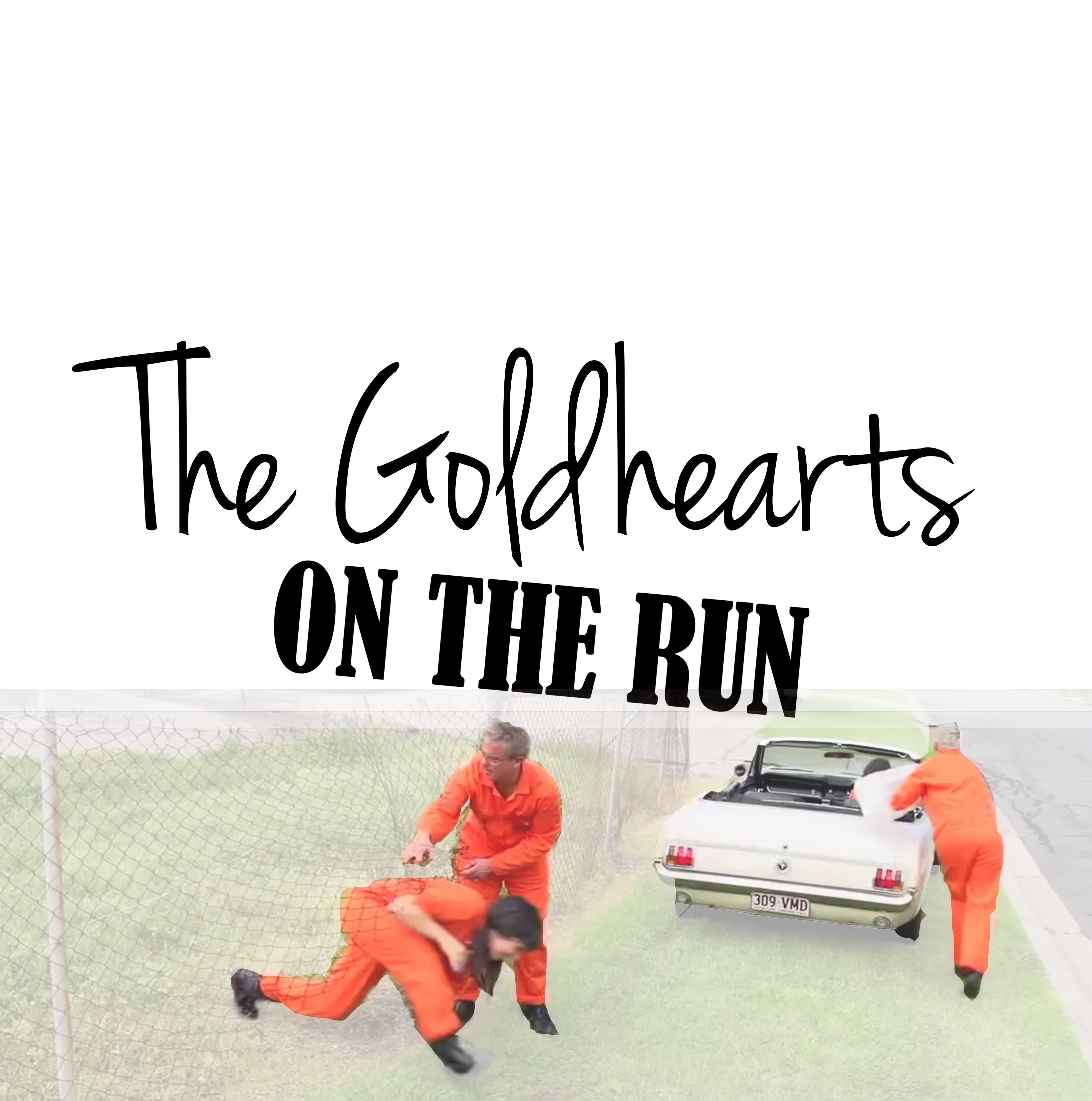 The Goldhearts - On The Run
