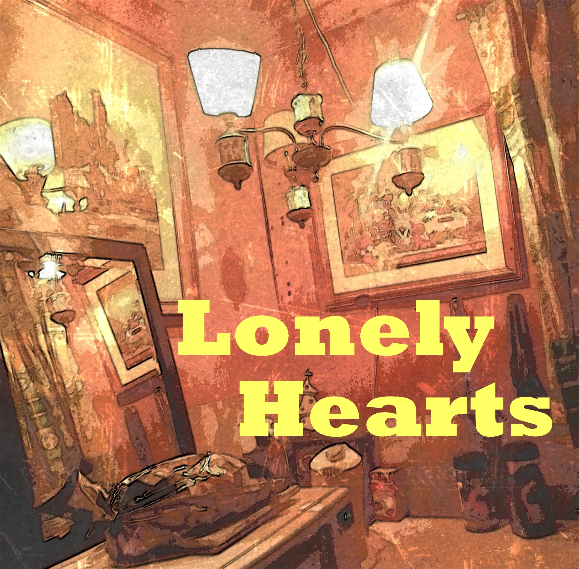 Steve Charles - Lonely Hearts