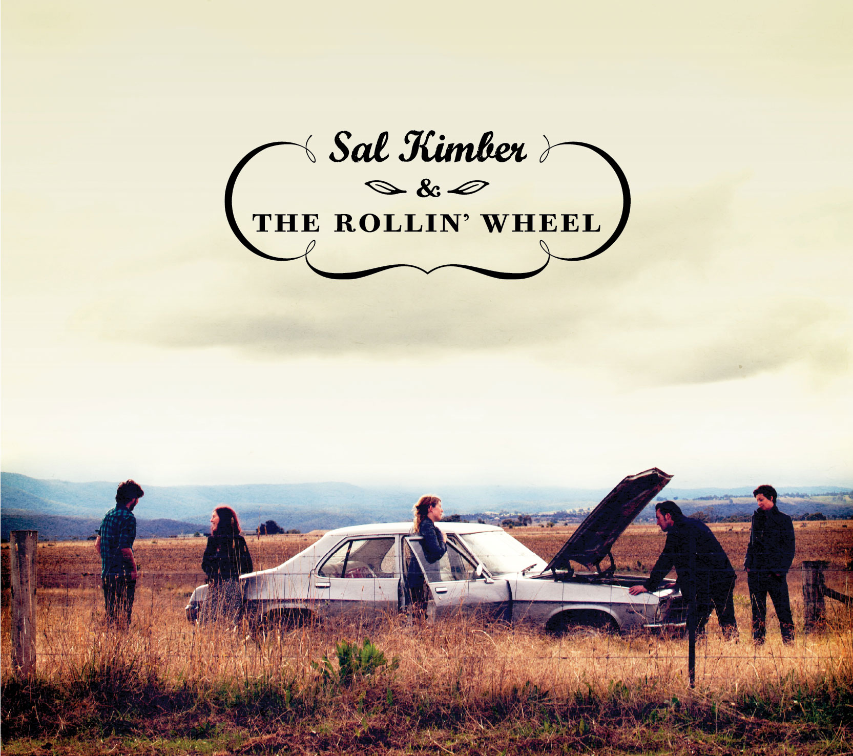 Sal Kimber & The Rollin Wheel - Do Right