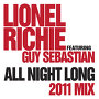 Lionel Richie featuring Guy Sebastian - All Night Long 2011 Mix