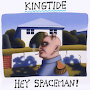 King Tide - Hey Spaceman