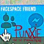 Punxie and The Poison Pens - Facespace Friend