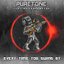 Puretone feat. QuickBrownFox - Every Time You Swing By