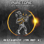 Puretone feat. QuickBrownFox - Restaurant (I'm Not a)