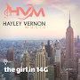 Hayley Vernon - The Girl in 14G
