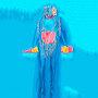 Ladonna Rama - Zentai Suit