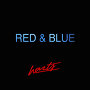 Harts - Red & Blue