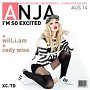 Anja Nissen - I'm So Excited Ft will.i.am & Cody Wise