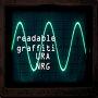 Readable Graffiti - URA NRG