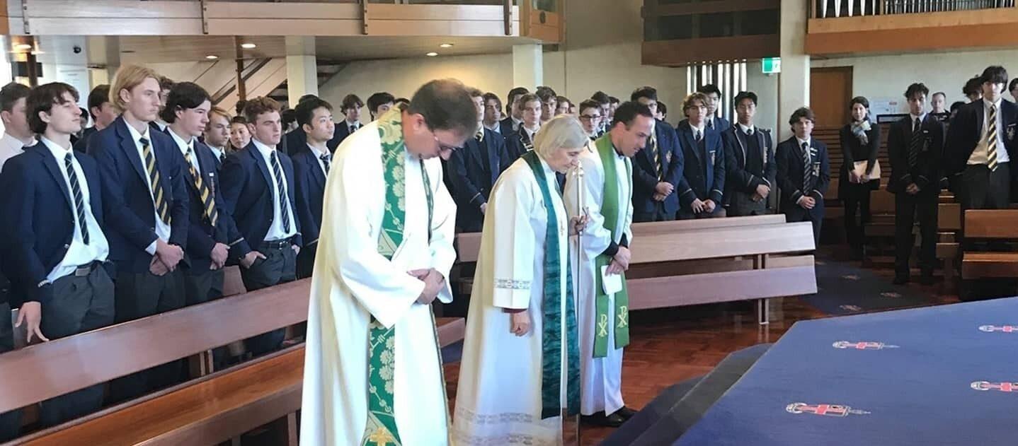 Archbishop Day at Christ Church Grammar School hero