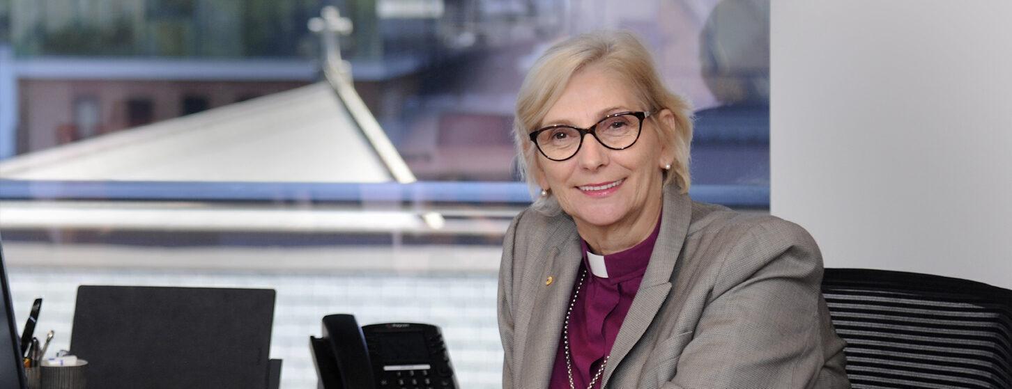 Archbishop Kay Goldsworthy AO