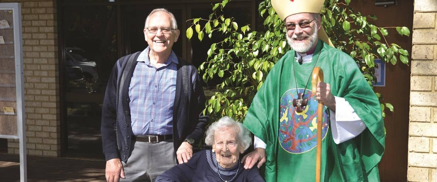 Carine Duncraig bishop jeremy james hero