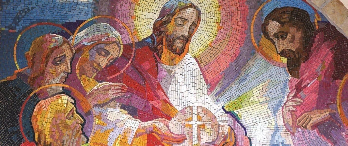 Easter Maundy Thursday hero