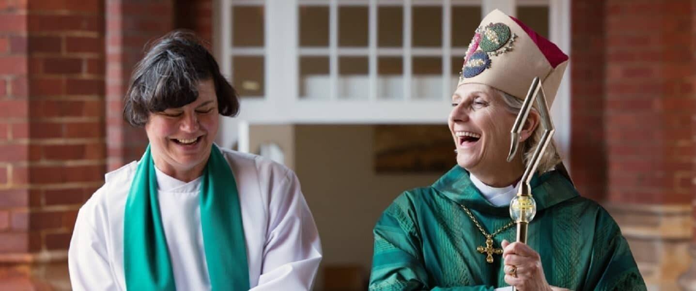 Archbishop WWM kate wilmot happy hero