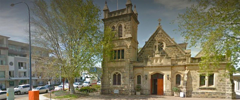 Christ Church Claremont