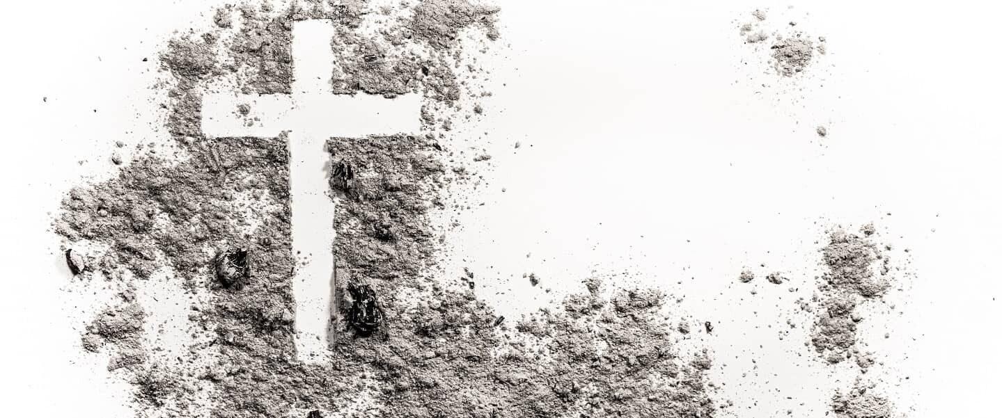 Lent 21 ash wednesday banner