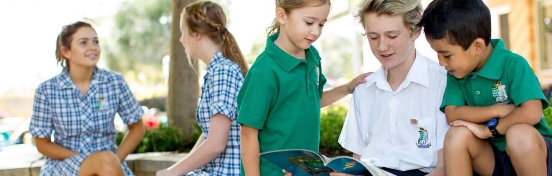Peter Moyes Anglican School children hero