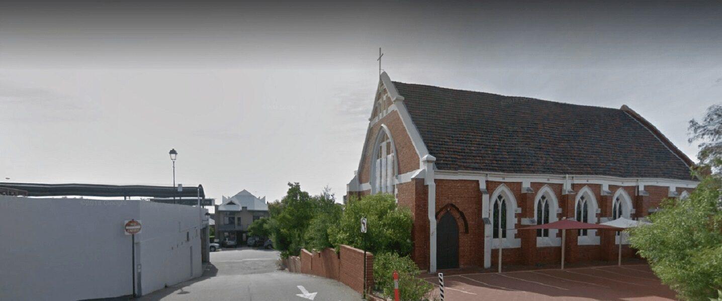 St Andrews Church Subiaco hero
