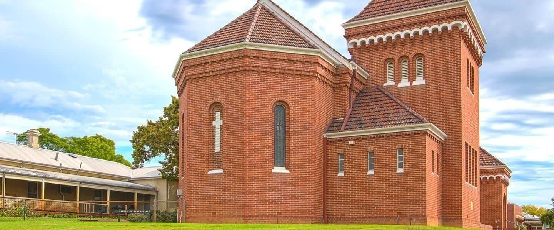 St Patrick Church Mt Lawley hero